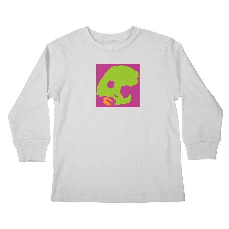 CasaNorte - Colors Kids Longsleeve T-Shirt by CasaNorte's Artist Shop