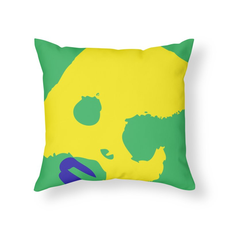 CasaNorte - Colors Home Throw Pillow by CasaNorte's Artist Shop