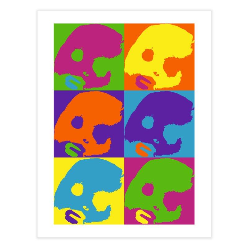 CasaNorte - Colors Home Fine Art Print by CasaNorte's Artist Shop
