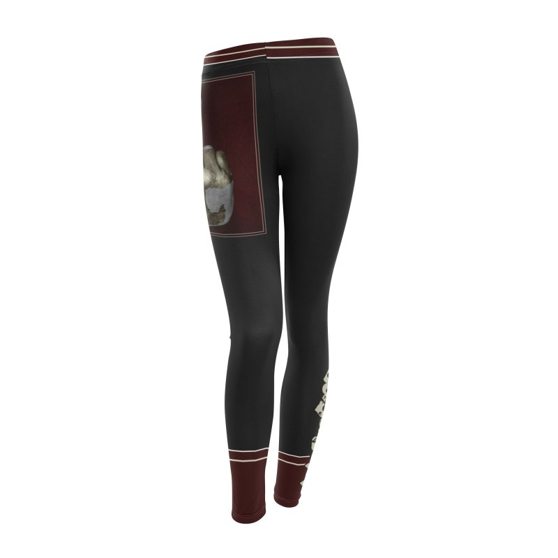 CasaNorte - Keskari Women's Leggings Bottoms by Casa Norte's Artist Shop