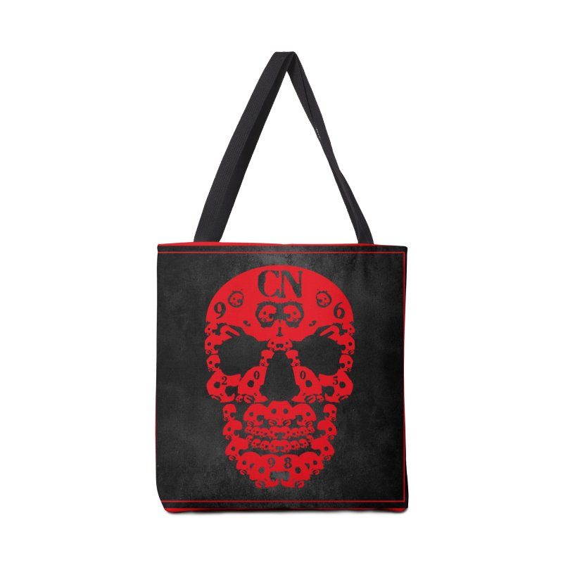CasaNorte - CN SkullR Accessories Bag by CasaNorte's Artist Shop