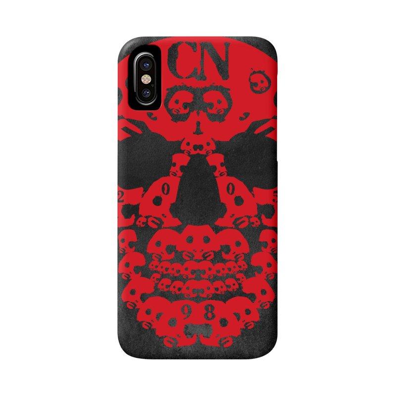 CasaNorte - CN SkullR Accessories Phone Case by CasaNorte's Artist Shop