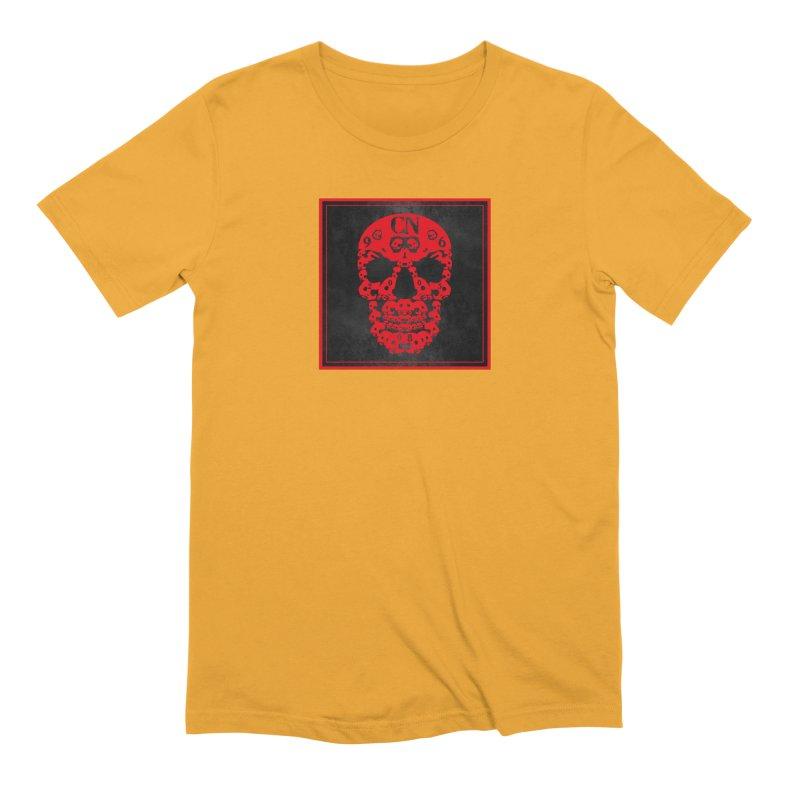 CasaNorte - CN SkullR Men's Extra Soft T-Shirt by Casa Norte's Artist Shop