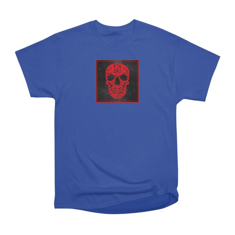CasaNorte - CN SkullR Men's Heavyweight T-Shirt by CasaNorte's Artist Shop