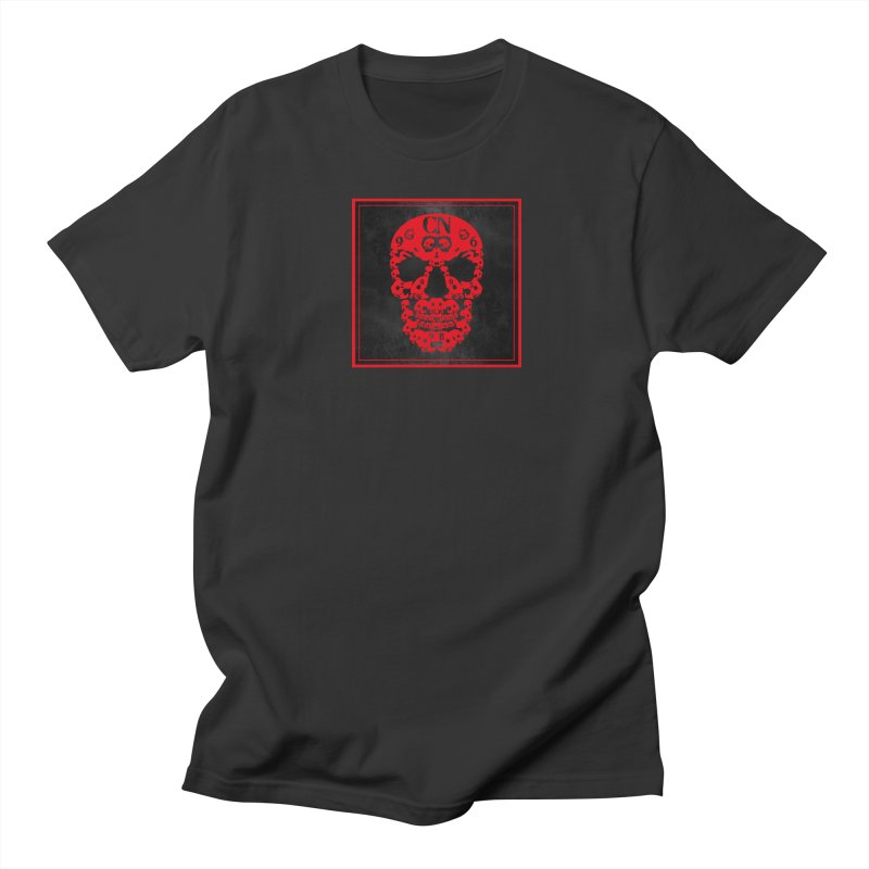 CasaNorte - CN SkullR Women's Regular Unisex T-Shirt by CasaNorte's Artist Shop