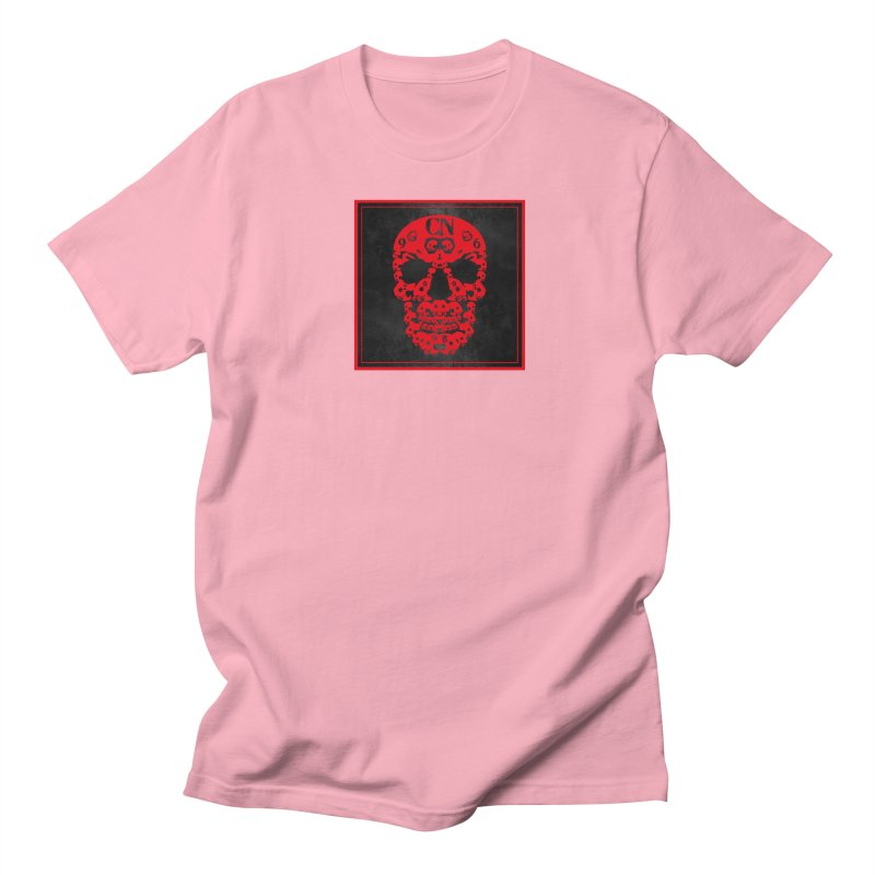 CasaNorte - CN SkullR Men's Regular T-Shirt by Casa Norte's Artist Shop