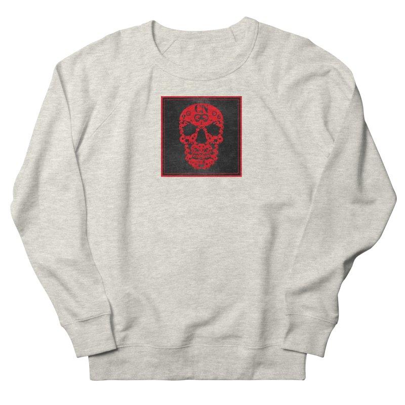 CasaNorte - CN SkullR Women's French Terry Sweatshirt by Casa Norte's Artist Shop