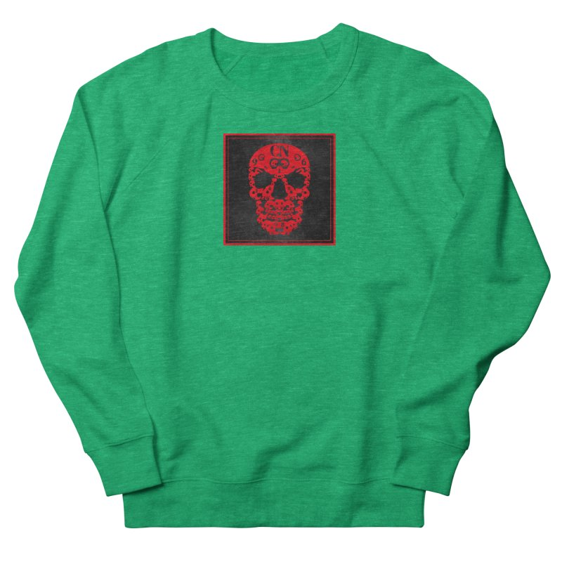 CasaNorte - CN SkullR Men's French Terry Sweatshirt by CasaNorte's Artist Shop