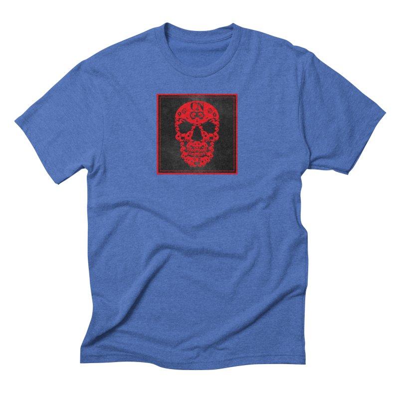 CasaNorte - CN SkullR Men's Triblend T-Shirt by CasaNorte's Artist Shop