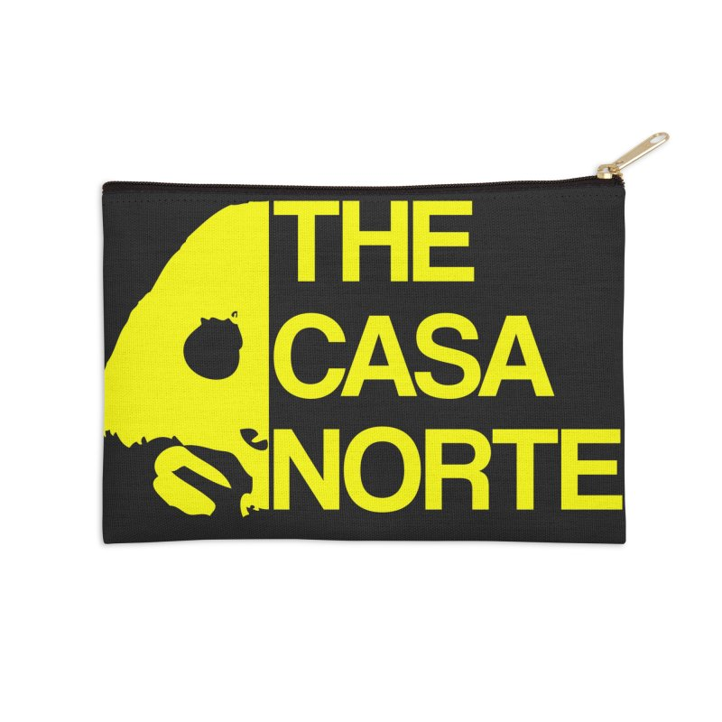 CasaNorte - The Casa Norte Accessories Zip Pouch by CasaNorte's Artist Shop