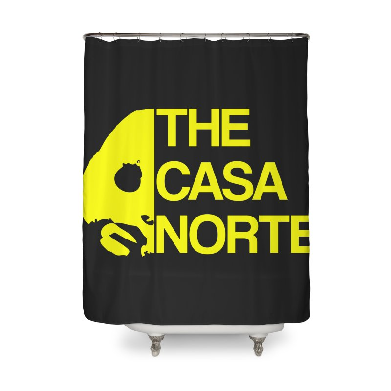 CasaNorte - The Casa Norte Home Shower Curtain by CasaNorte's Artist Shop