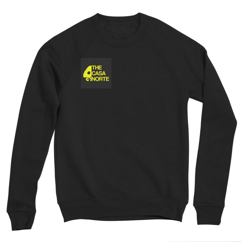 CasaNorte - The Casa Norte Men's Sponge Fleece Sweatshirt by CasaNorte's Artist Shop