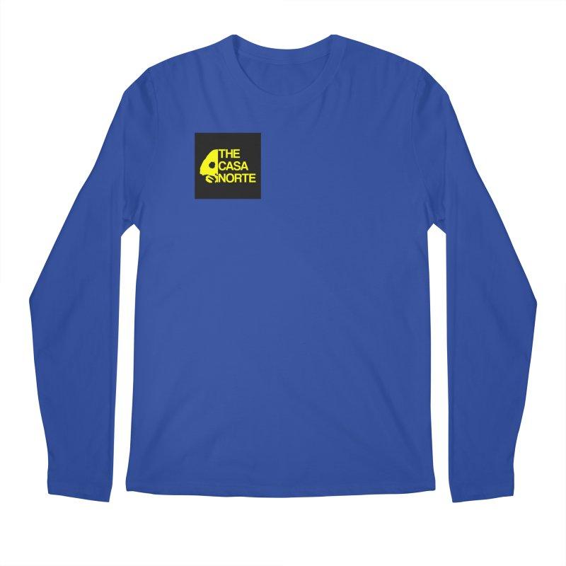 CasaNorte - The Casa Norte Men's Regular Longsleeve T-Shirt by CasaNorte's Artist Shop