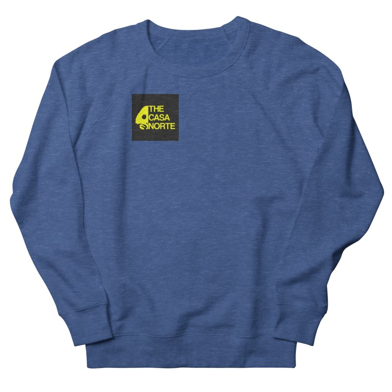 CasaNorte - The Casa Norte Men's French Terry Sweatshirt by CasaNorte's Artist Shop