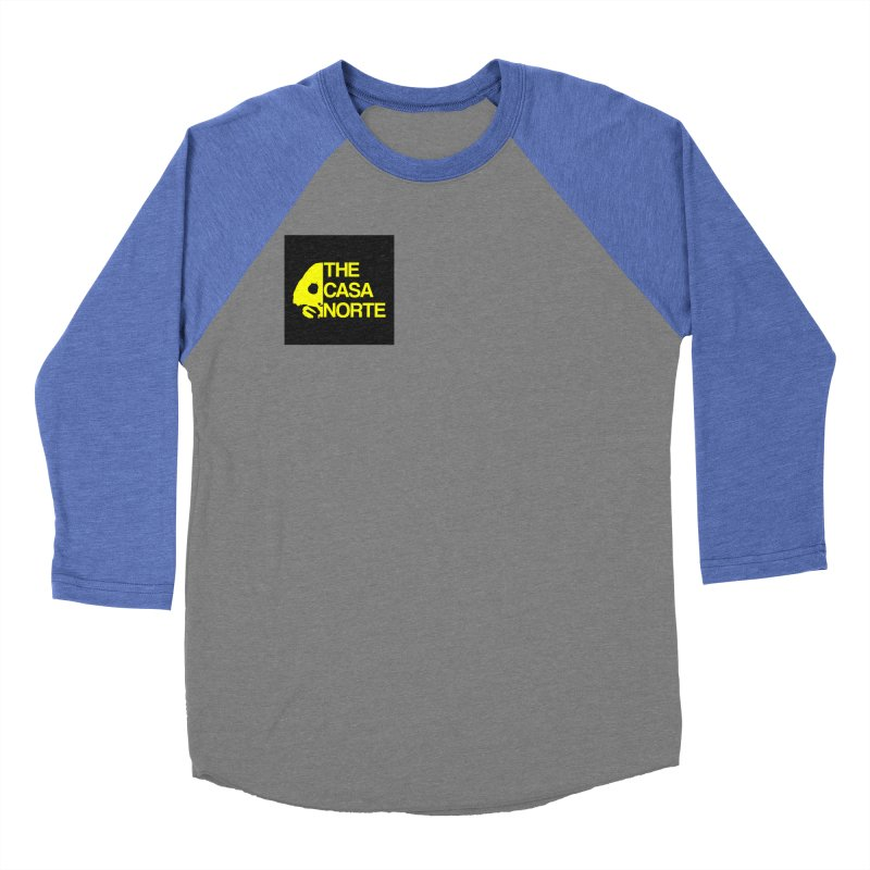 CasaNorte - The Casa Norte Men's Baseball Triblend Longsleeve T-Shirt by CasaNorte's Artist Shop