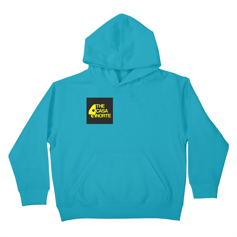 CasaNorte - The Casa Norte Kids Pullover Hoody by CasaNorte's Artist Shop