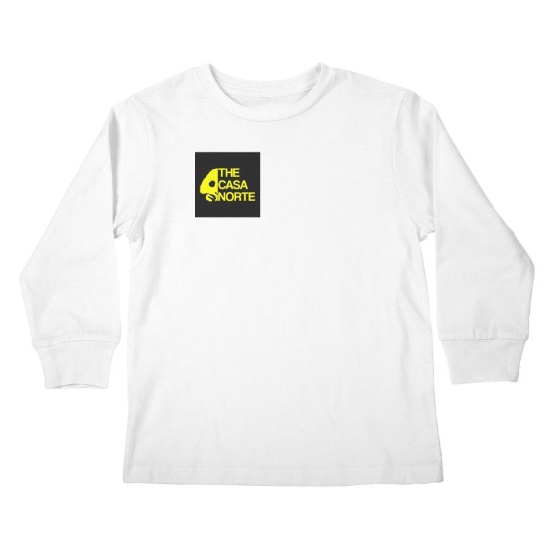 CasaNorte - The Casa Norte Kids Longsleeve T-Shirt by CasaNorte's Artist Shop