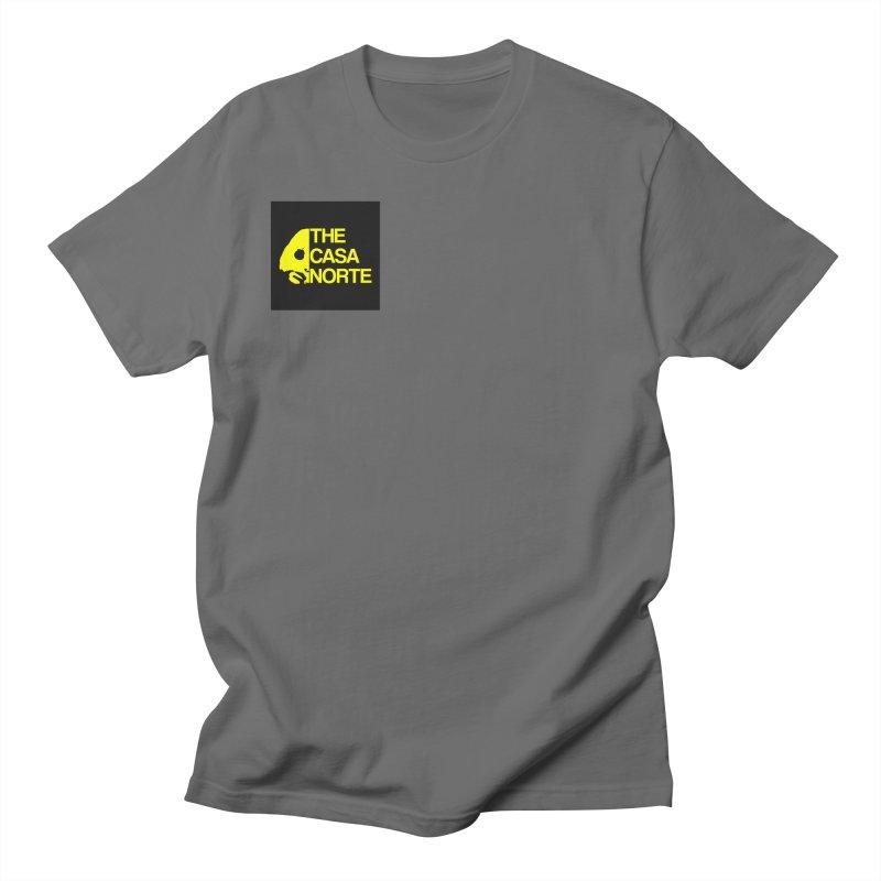 CasaNorte - The Casa Norte Men's T-Shirt by Casa Norte's Artist Shop