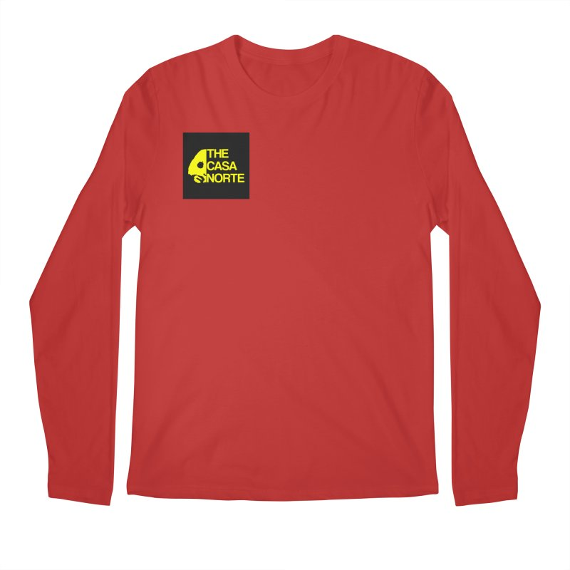 CasaNorte - The Casa Norte Men's Regular Longsleeve T-Shirt by CasaNorte's Artist Shop