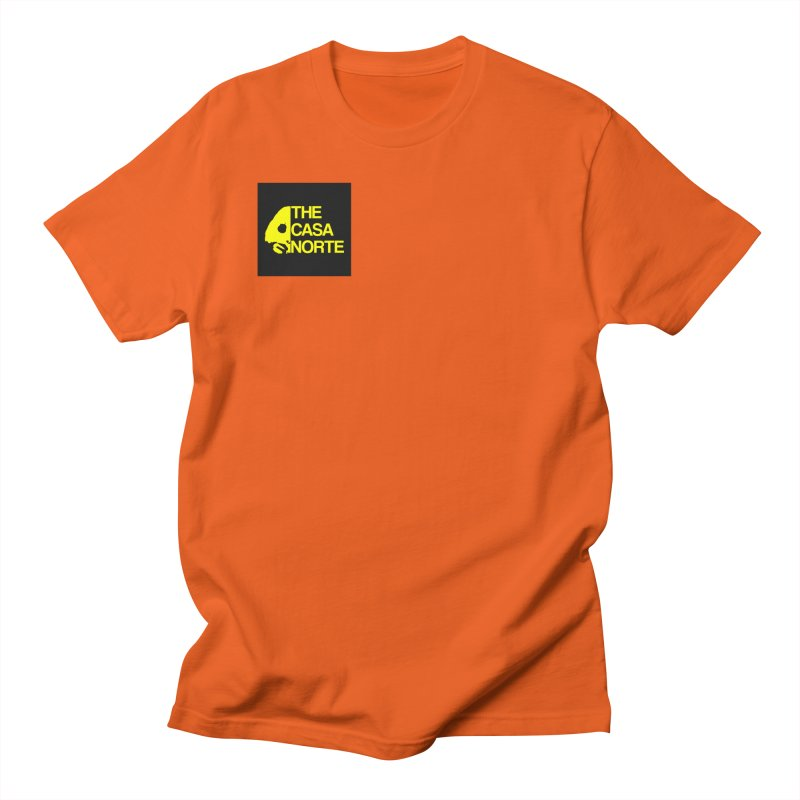 CasaNorte - The Casa Norte Men's Regular T-Shirt by Casa Norte's Artist Shop