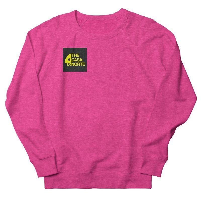 CasaNorte - The Casa Norte Women's French Terry Sweatshirt by Casa Norte's Artist Shop