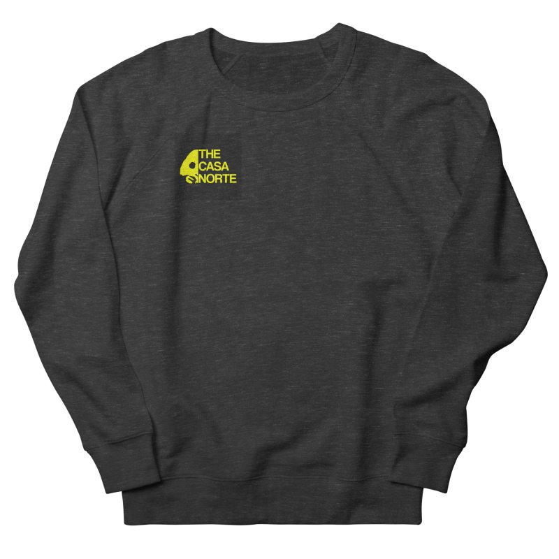 CasaNorte - The Casa Norte Men's French Terry Sweatshirt by Casa Norte's Artist Shop