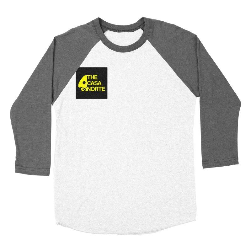 CasaNorte - The Casa Norte Women's Baseball Triblend Longsleeve T-Shirt by Casa Norte's Artist Shop