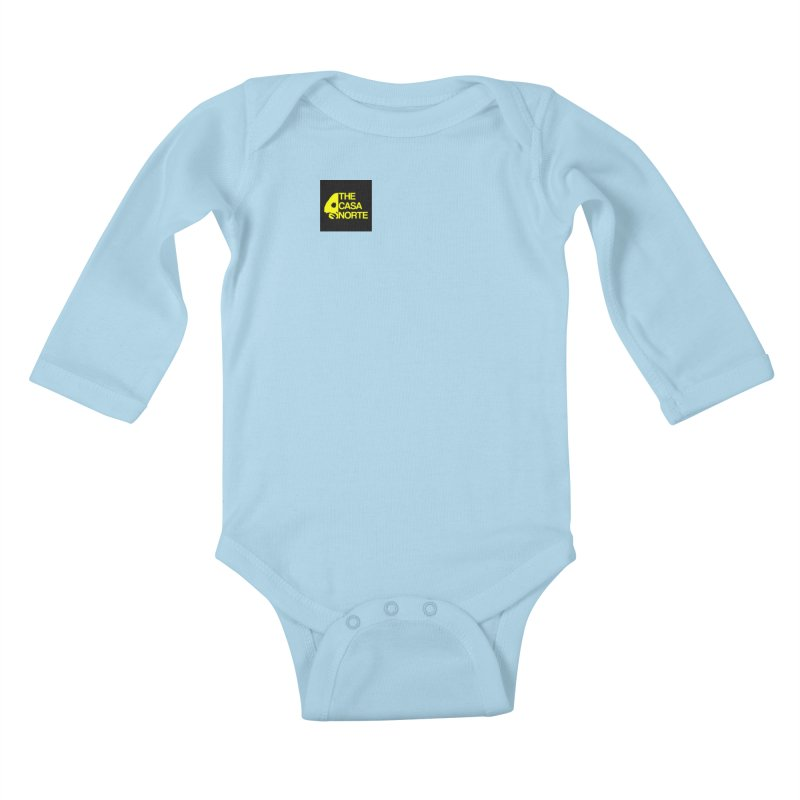 CasaNorte - The Casa Norte Kids Baby Longsleeve Bodysuit by CasaNorte's Artist Shop