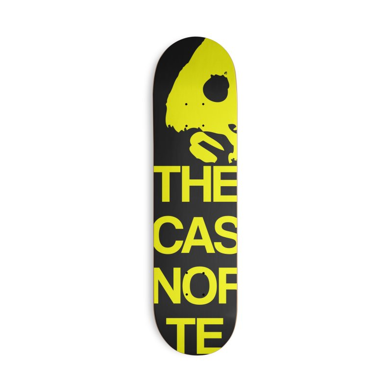 CasaNorte - The Casa Norte Accessories Deck Only Skateboard by Casa Norte's Artist Shop