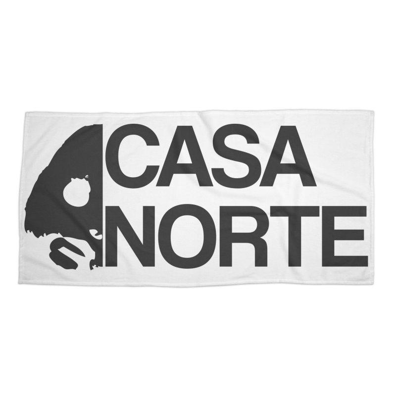 CasaNorte - Casa Norte Hlf Accessories Beach Towel by CasaNorte's Artist Shop