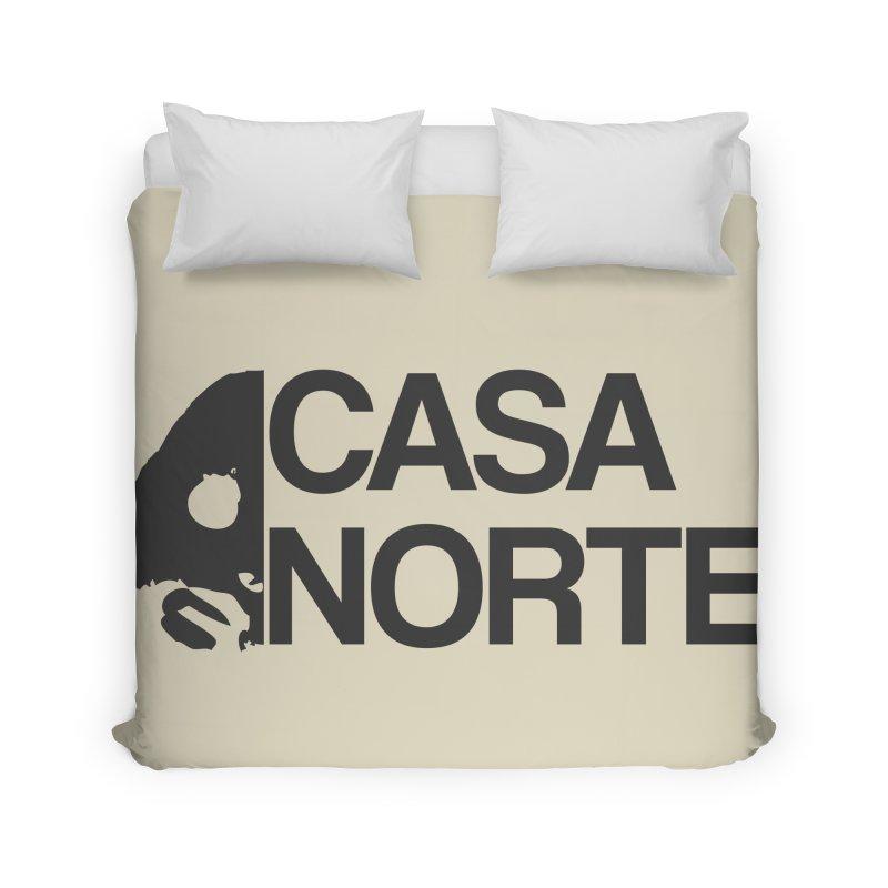 CasaNorte - Casa Norte Hlf Home Duvet by CasaNorte's Artist Shop
