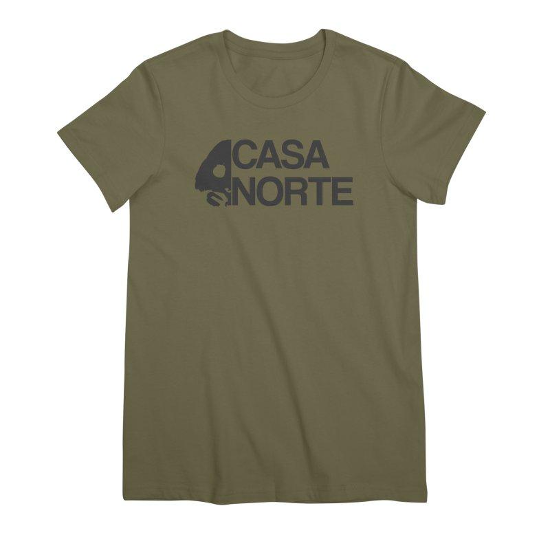 CasaNorte - Casa Norte Hlf Women's Premium T-Shirt by CasaNorte's Artist Shop
