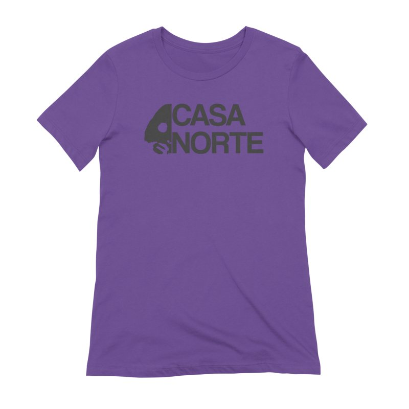 CasaNorte - Casa Norte Hlf Women's Extra Soft T-Shirt by Casa Norte's Artist Shop