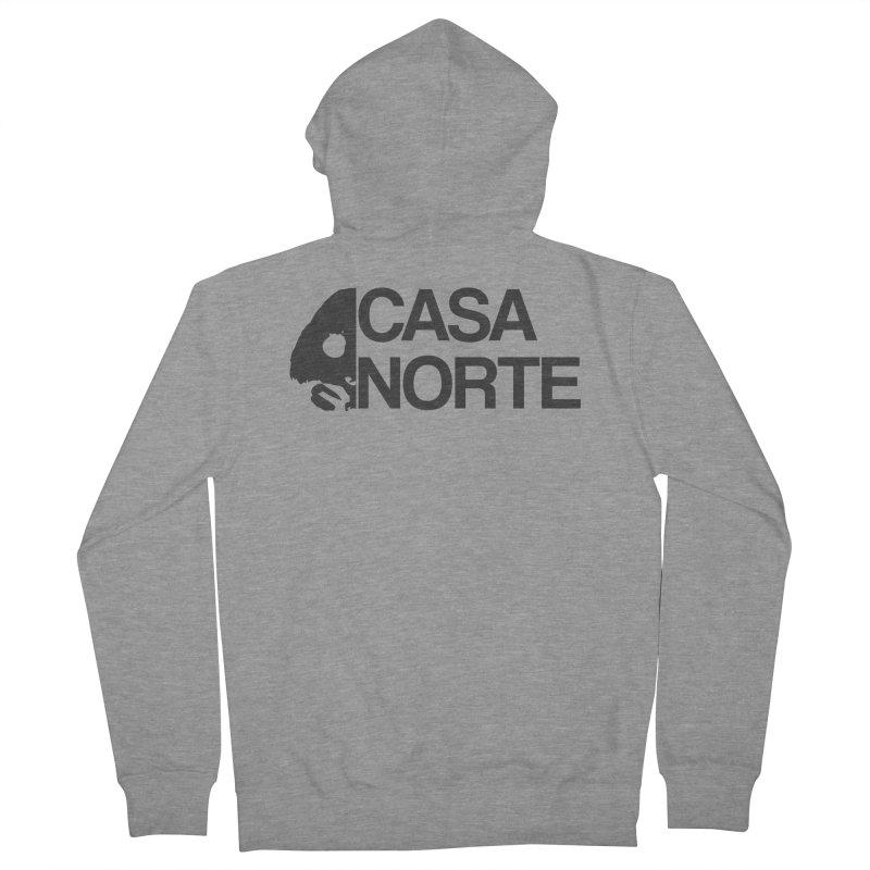 CasaNorte - Casa Norte Hlf Women's French Terry Zip-Up Hoody by Casa Norte's Artist Shop