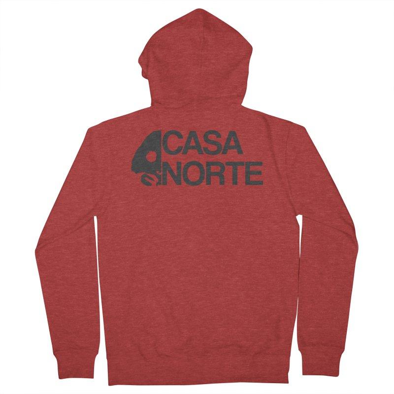 CasaNorte - Casa Norte Hlf Men's French Terry Zip-Up Hoody by Casa Norte's Artist Shop