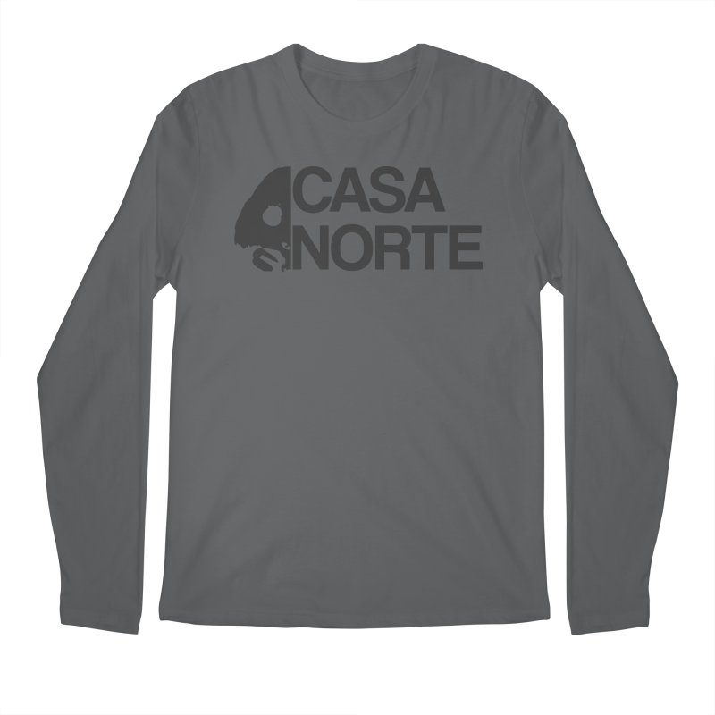 CasaNorte - Casa Norte Hlf Men's Regular Longsleeve T-Shirt by CasaNorte's Artist Shop