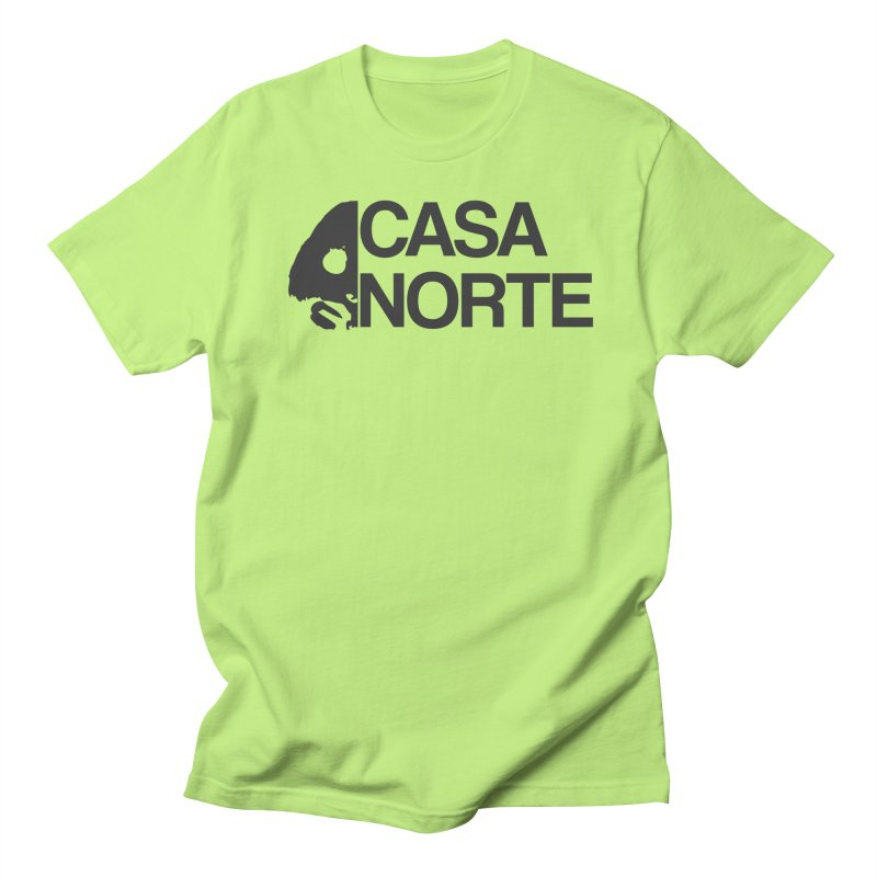 CasaNorte - Casa Norte Hlf Women's Regular Unisex T-Shirt by CasaNorte's Artist Shop