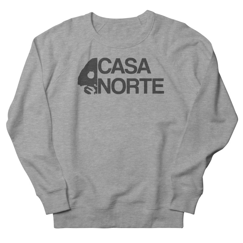 CasaNorte - Casa Norte Hlf Women's French Terry Sweatshirt by Casa Norte's Artist Shop