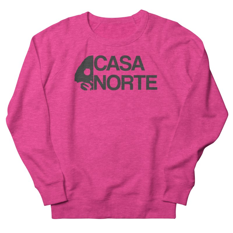 CasaNorte - Casa Norte Hlf Women's French Terry Sweatshirt by Casa Norte's Artist Shop