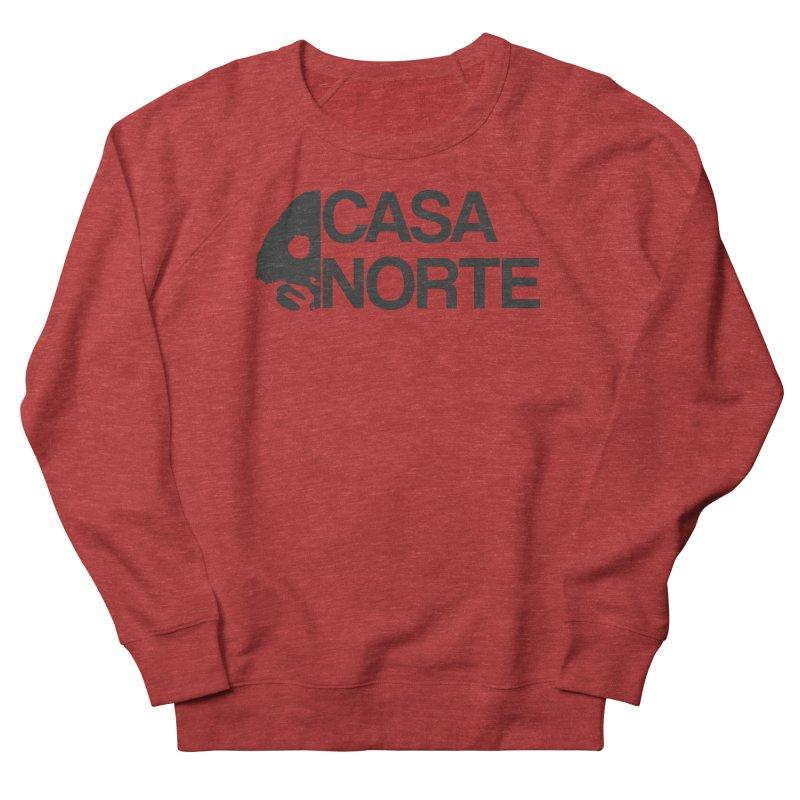 CasaNorte - Casa Norte Hlf Men's French Terry Sweatshirt by Casa Norte's Artist Shop
