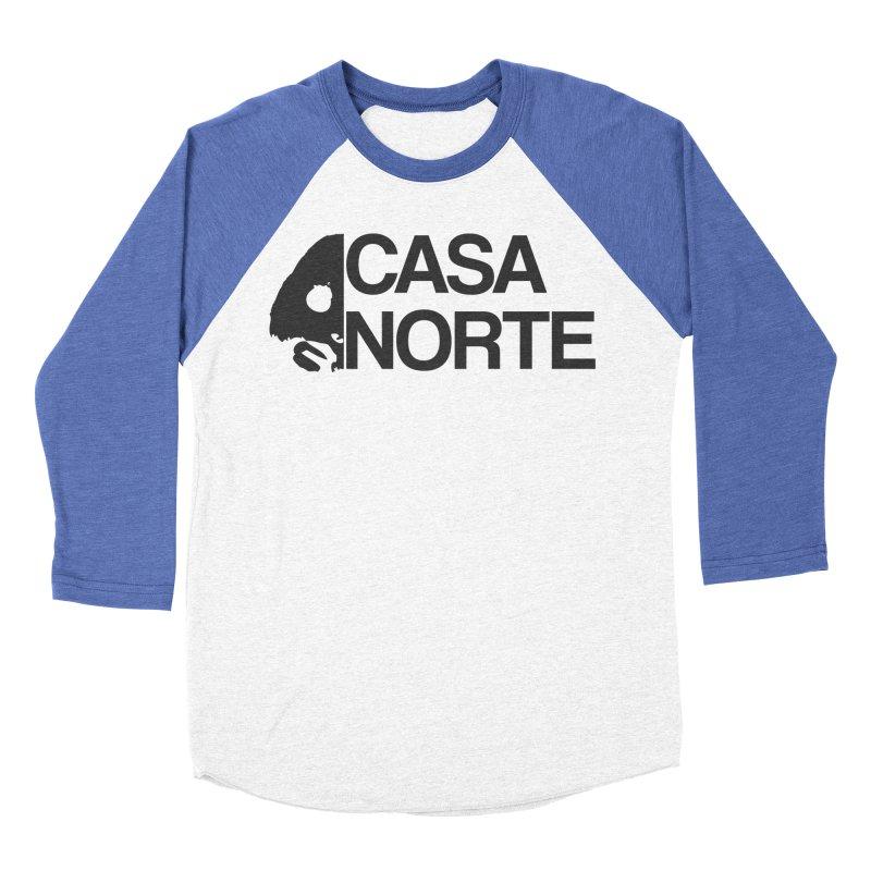 CasaNorte - Casa Norte Hlf Men's Baseball Triblend Longsleeve T-Shirt by CasaNorte's Artist Shop
