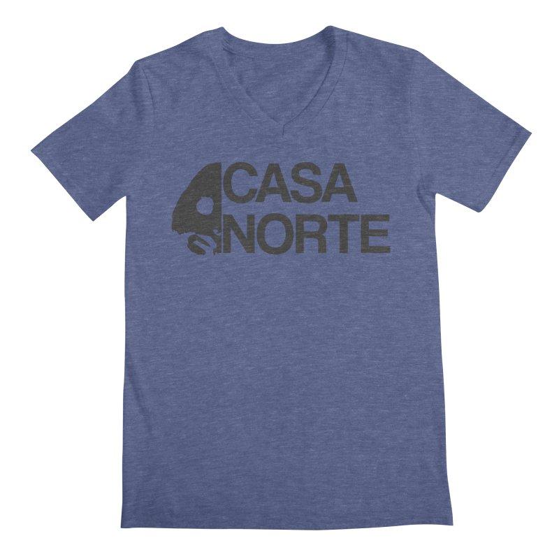CasaNorte - Casa Norte Hlf Men's Regular V-Neck by CasaNorte's Artist Shop