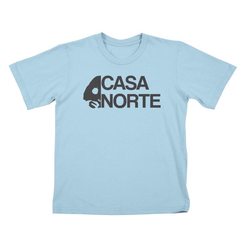 CasaNorte - Casa Norte Hlf Kids T-Shirt by CasaNorte's Artist Shop