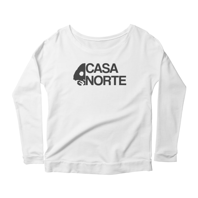 CasaNorte - Casa Norte Hlf Women's Scoop Neck Longsleeve T-Shirt by CasaNorte's Artist Shop