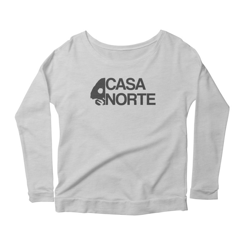 CasaNorte - Casa Norte Hlf Women's Scoop Neck Longsleeve T-Shirt by CasaNorte's Artist Shop