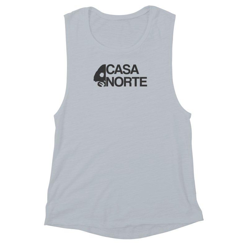 CasaNorte - Casa Norte Hlf Women's Muscle Tank by CasaNorte's Artist Shop