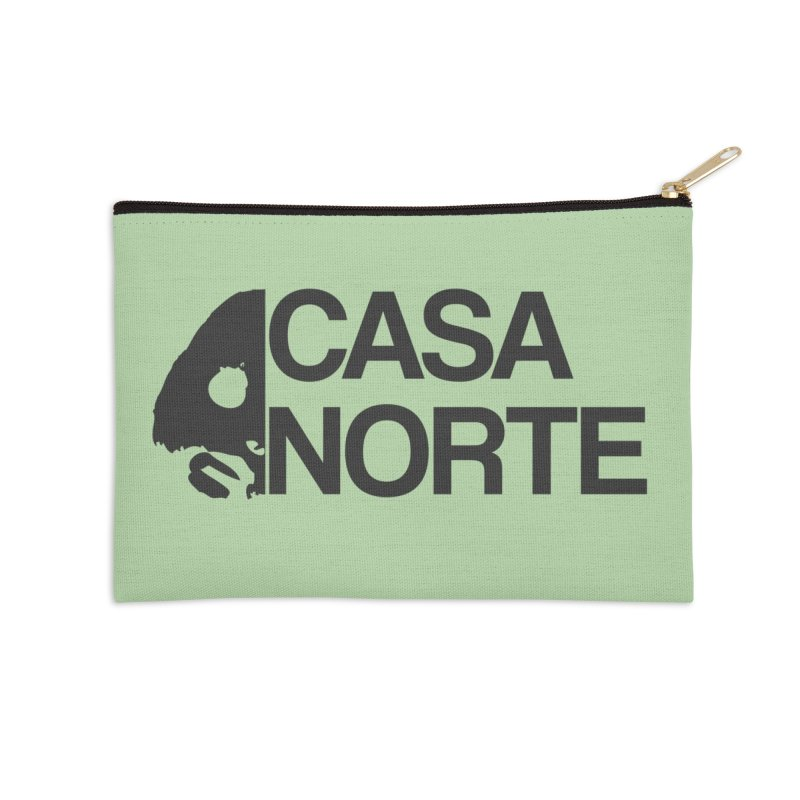 CasaNorte - Casa Norte Hlf Accessories Zip Pouch by CasaNorte's Artist Shop
