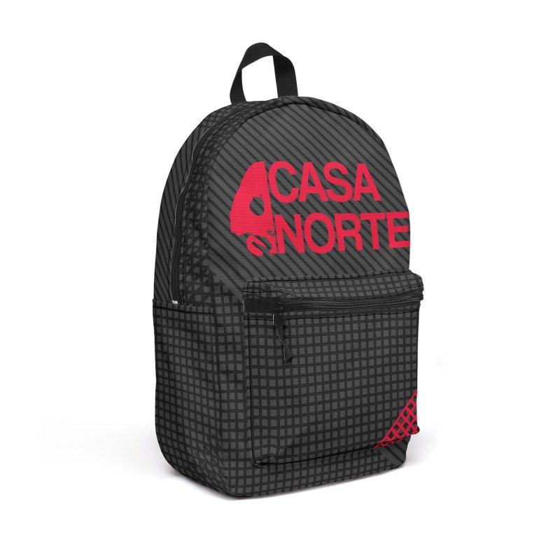 CasaNorte - Casa Norte HlfR Accessories Backpack Bag by Casa Norte's Artist Shop