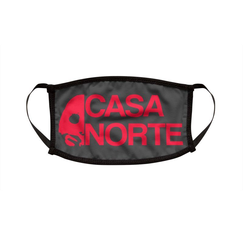 CasaNorte - Casa Norte HlfR Accessories Face Mask by Casa Norte's Artist Shop