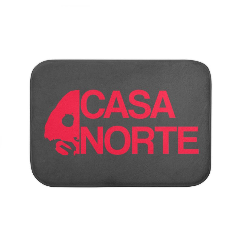 CasaNorte - Casa Norte HlfR Home Bath Mat by CasaNorte's Artist Shop